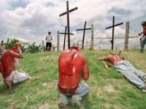 عزاداری مسیحی ها